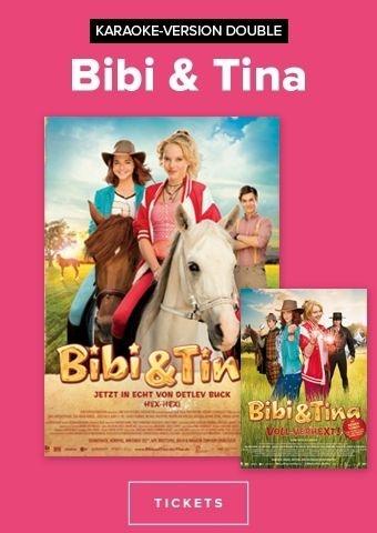 Karaoke Event: Double Feature - Bibi & Tina 1+2