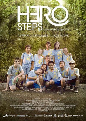Hero Steps - Heldenschritte