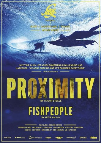 Cine Mar - Surf Movie Night: Proximity + Fishpeople