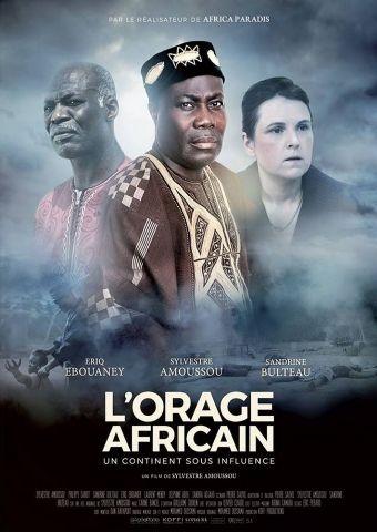 Das afrikanische Gewitter