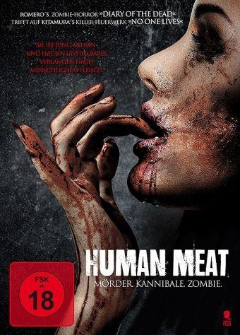 Human Meat - Mörder. Kannibale. Zombie.