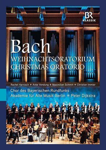 Johann Sebastian Bach: Weihnachtsoratorium (BR Klassik - Bachedition)