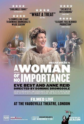 Oscar Wilde: A Woman of No Importance