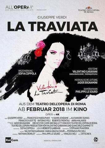 All´Opera Saison 2017/18: La Traviata