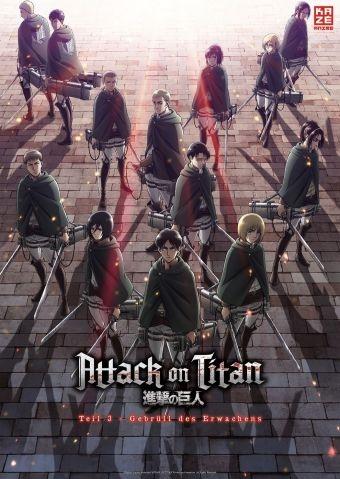 Anime Night 2018: Attack on Titan - Gebrüll des Erwachens Teil 3