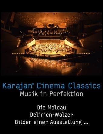 Karajan® Cinema Classics: Programm 3