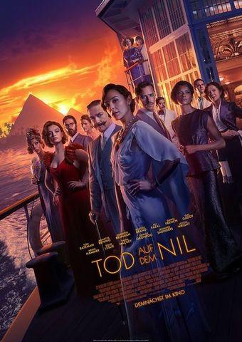 Tod auf dem Nil