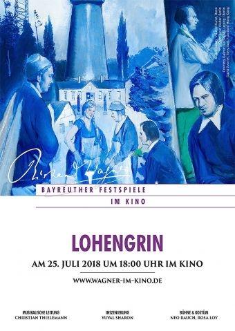 Bayreuther Festspiele 2018: Lohengrin