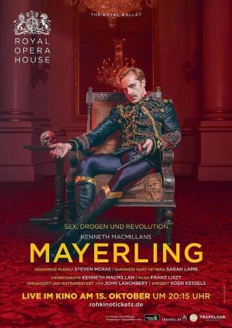 Royal Opera House 2018/19: Mayerling