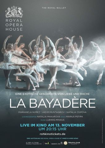 Royal Opera House 2018/19: La Bayadère