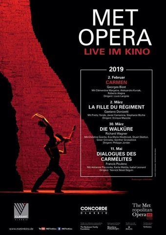 Met Opera 2018/19: Carmen (Bizet)