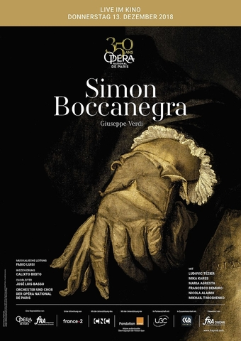 Opéra national de Paris 2018/19: Simon Boccanegra (Verdi)
