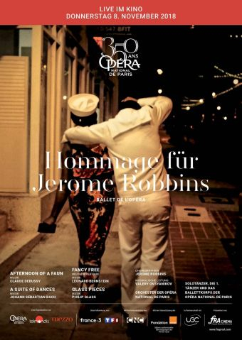 Opéra national de Paris 2018/19: Hommage für Jerome Robbins