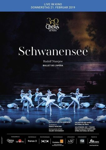 Opéra national de Paris 2018/19: Schwanensee