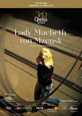 Opéra national de Paris 2018/19: Lady Macbeth von Mzensk