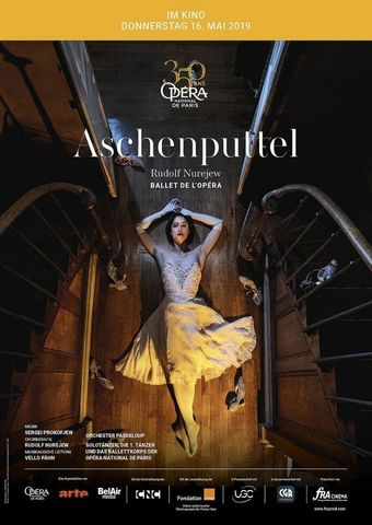 Opéra national de Paris 2018/19: Aschenputtel
