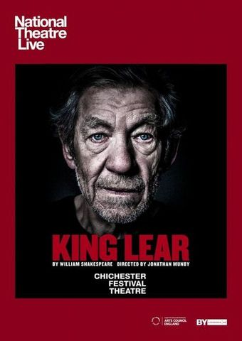 National Theatre Live: King Lear By William Shakespeare