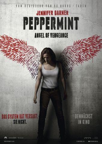 Peppermint - Angel of Vengeance