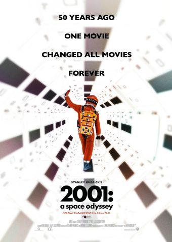 2001 - Odyssee im Weltraum: Re-Release
