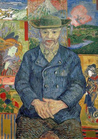 Exhibition on Screen: Van Gogh & Japan