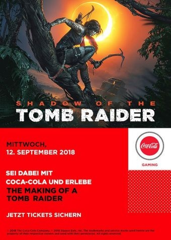 Tomb Raider Game Event