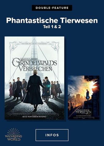 Double Feature: Phantastische Tierwesen
