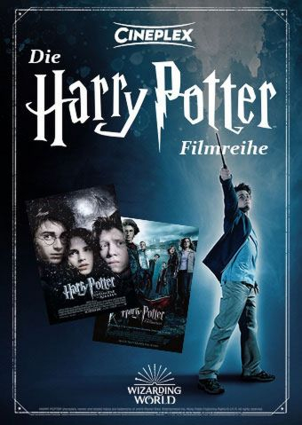 Die Harry Potter Filmreihe: Teil 3 & 4