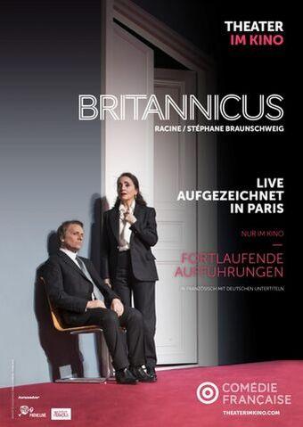 La Comedie-Francaise: Britannicus