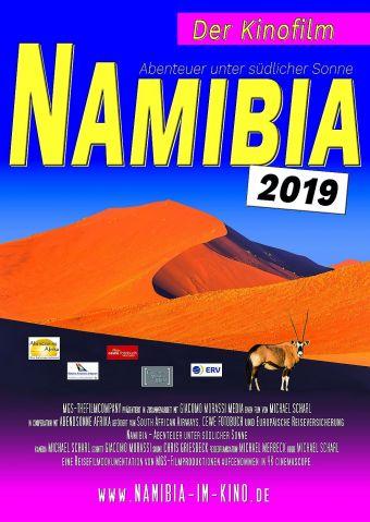 Namibia im Kino