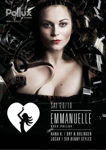 Emmanuelle goes Pollux