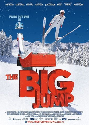 The Big Jump - Flieg mit uns