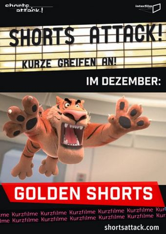 Shorts Attack! - Golden Shorts 2018