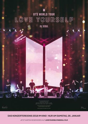 BTS World Tour Love Yourself in Seoul