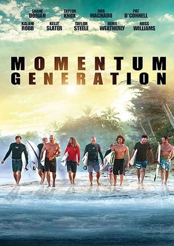 Surf Film Nacht 2019: Momentum Generation