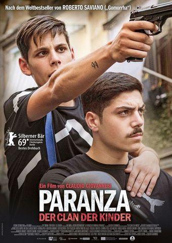 Paranza - Der Clan der Kinder