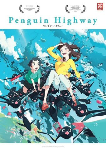 Anime Night 2019: Penguin Highway