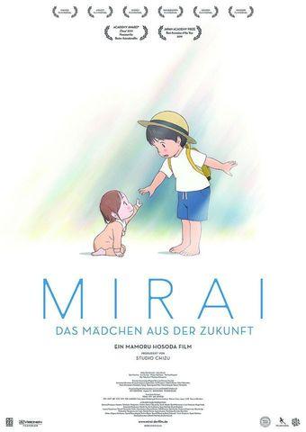Anime Night 2019: Mirai - das Mädchen aus der Zukunft