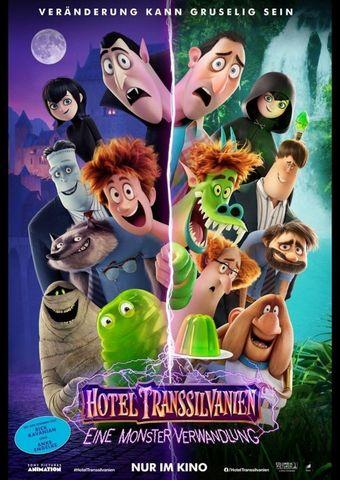 Hotel Transsilvanien - Eine Monster Verwandlung