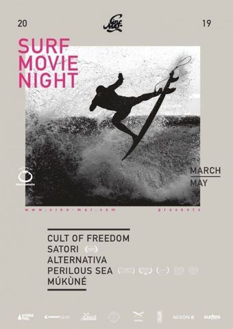 Cine Mar - Surf Movie Night 2019