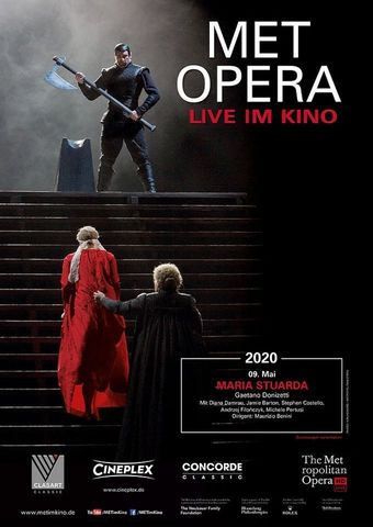 Met Opera 2019/20: Maria Stuarda (Donizetti)