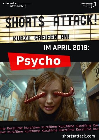 Shorts Attack: Psycho