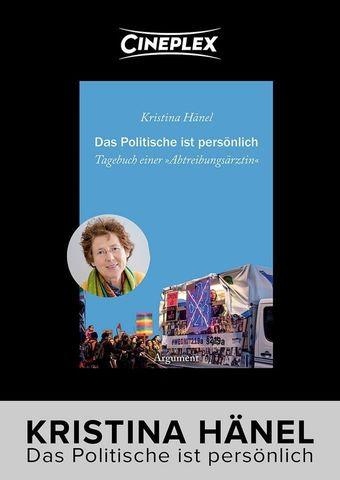 Kristina Hänel - Das Politische ist persönlich
