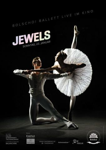 Bolshoi Ballett 2019/ 20: Jewels