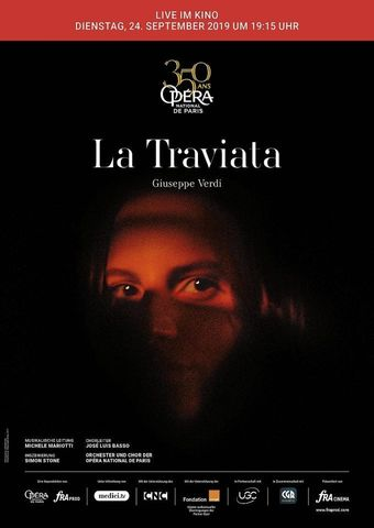 Opéra national de Paris 2019/20: La Traviata (Verdi)