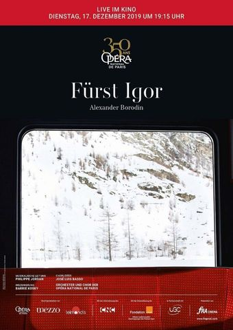 Opéra national de Paris 2019/20: Fürst Igor (Borodin)