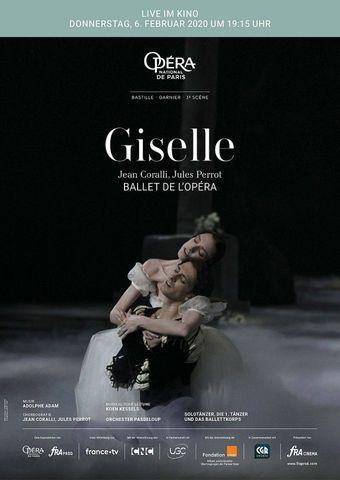 Opéra national de Paris 2019/20: Giselle Coralli (Perrot)