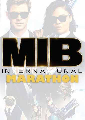 Men in Black Marathon