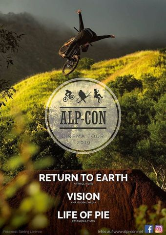 Alp-Con CinemaTour 2019: BIKE