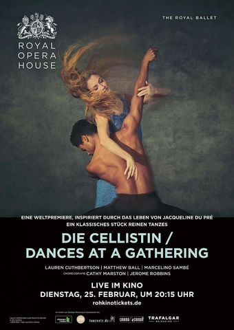 Royal Opera House 2019/20: Die Cellistin / Dances at a Gathering (Weltpremiere)