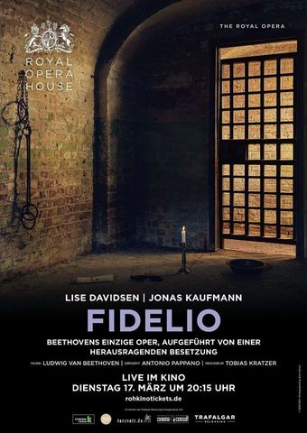 Royal Opera House 2019/20: Fidelio (Neuinszenierung)